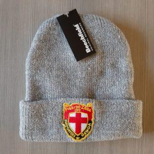 Cappello invernale grigio